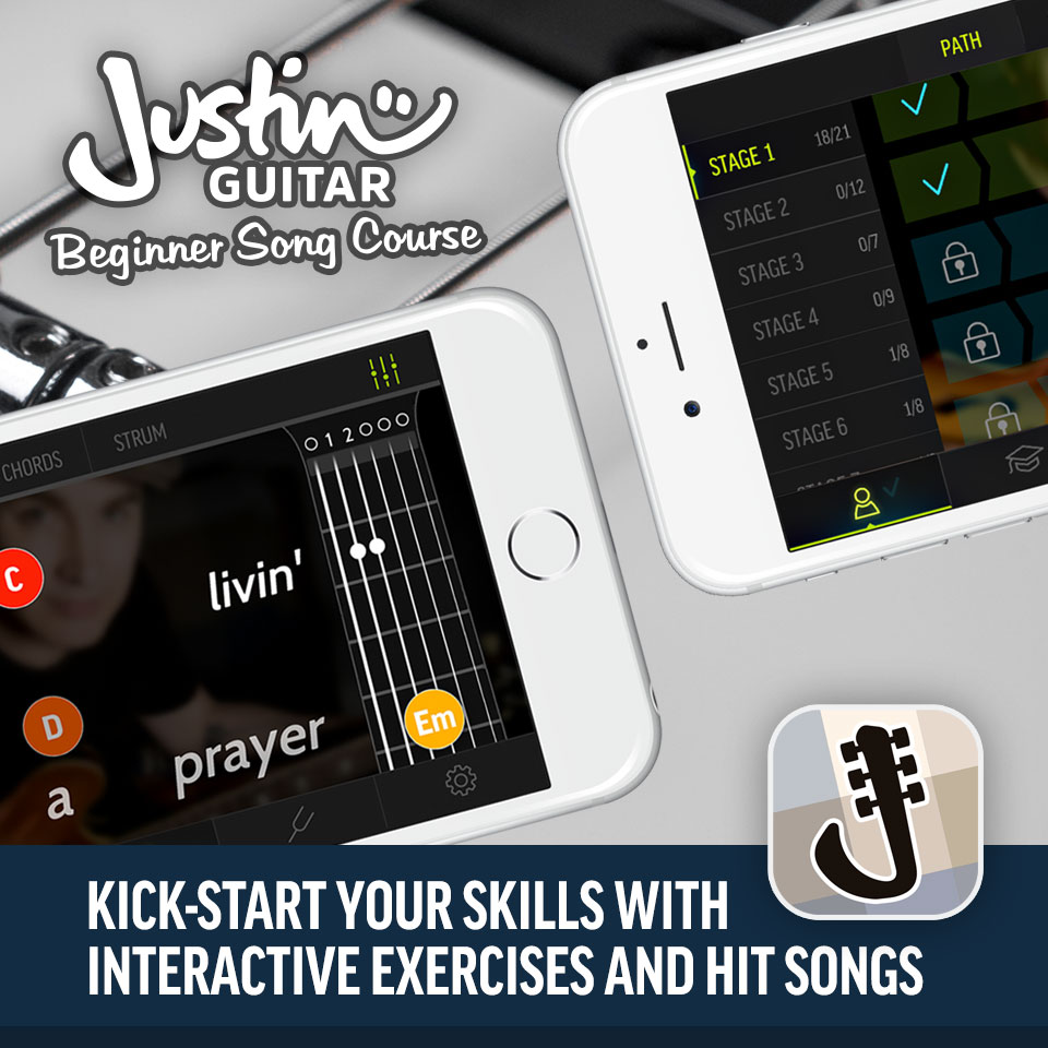 Beginner Song Course App