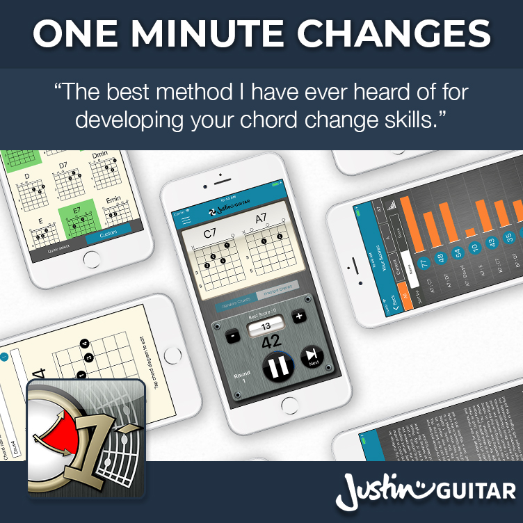 One Minute Changes App
